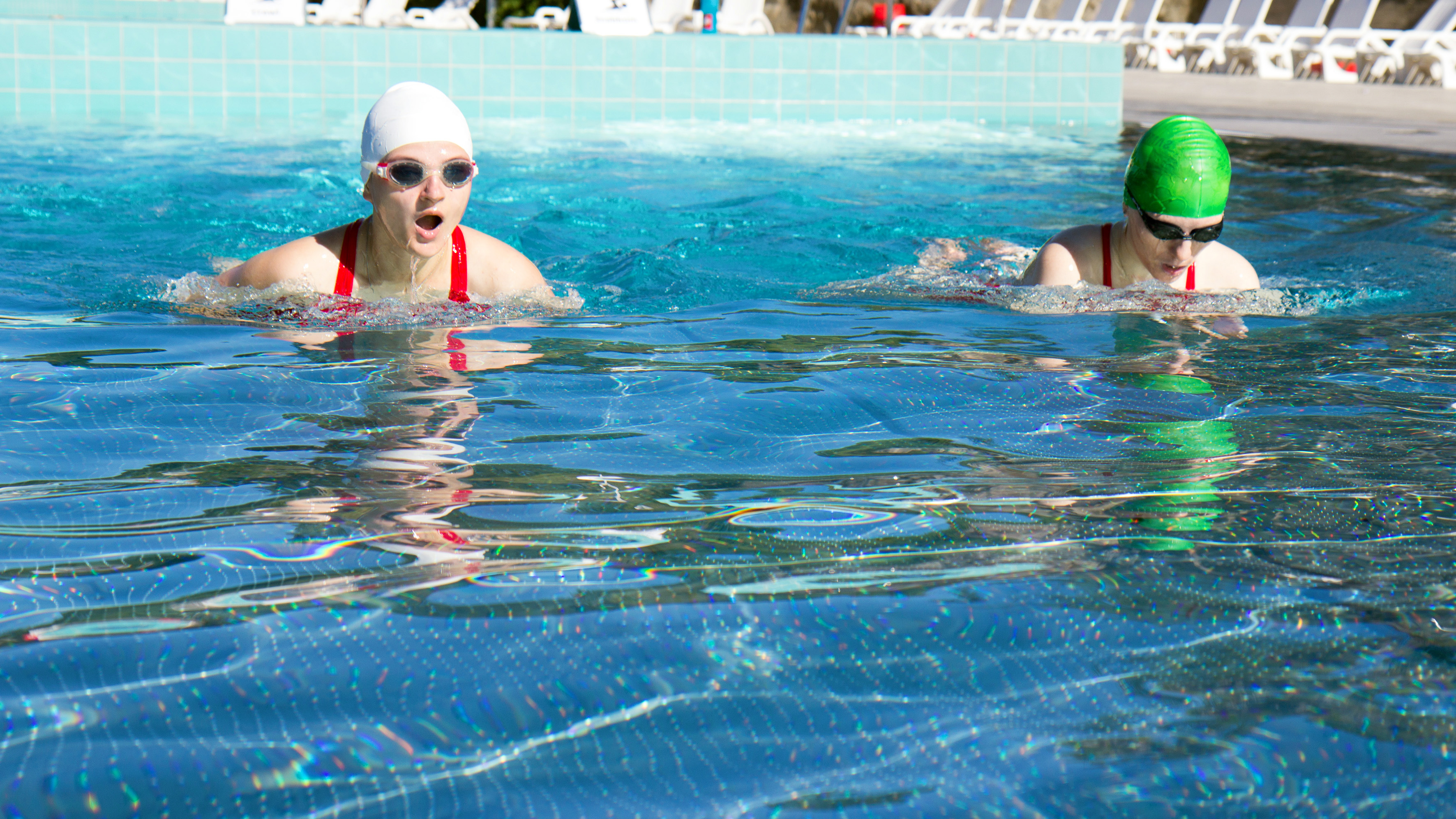 how to learn swimming As you will have already seen, swimming is a complex action and one that takes years to become comfortable with a good coach will stop you from struggling on your own and help you learn the stroke faster and with less stress.