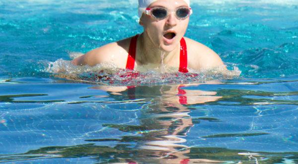 Oxana swim