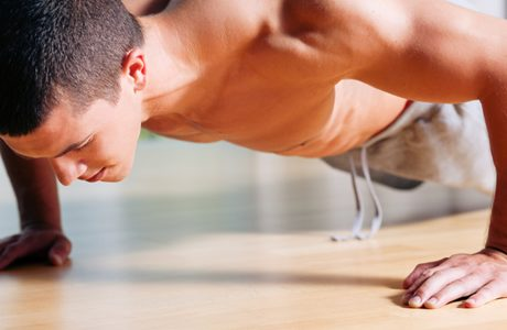 DRYLAND EXERCISES FOR SWIMMERS: CRAWL