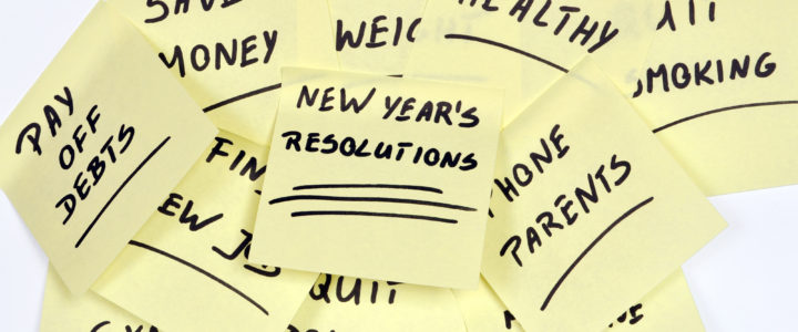 New year – new goals!