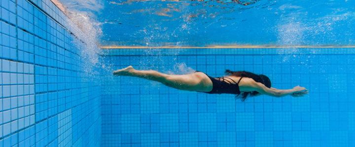 Check your swim strokes