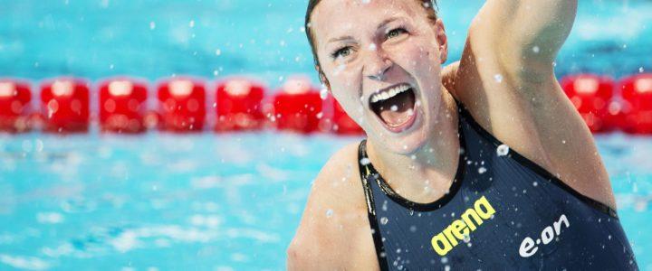 Swedish swimming star