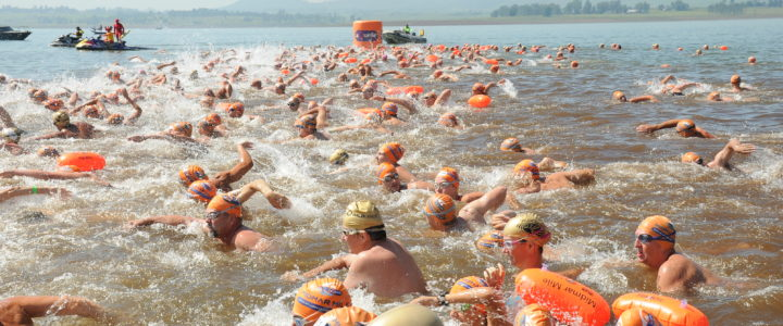 Top open water swims around the world